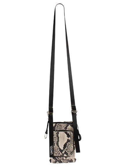 MULTI SHOULDER PYTHON BAG 02_M09